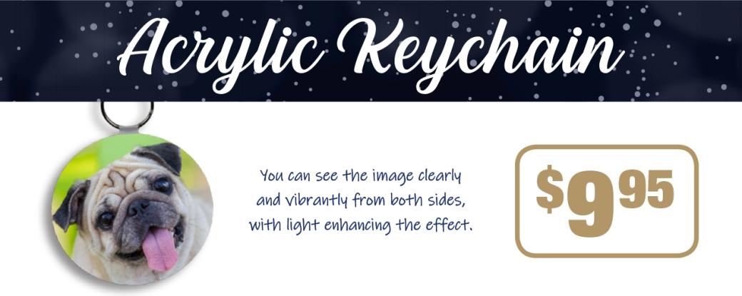Acrylic-Keychain
